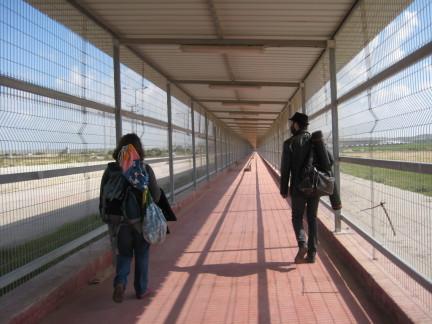 Nos premiers pas en Israël et à Gaza…