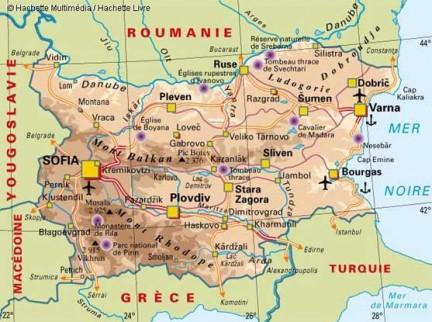 La Bulgarie appelle nos bulles